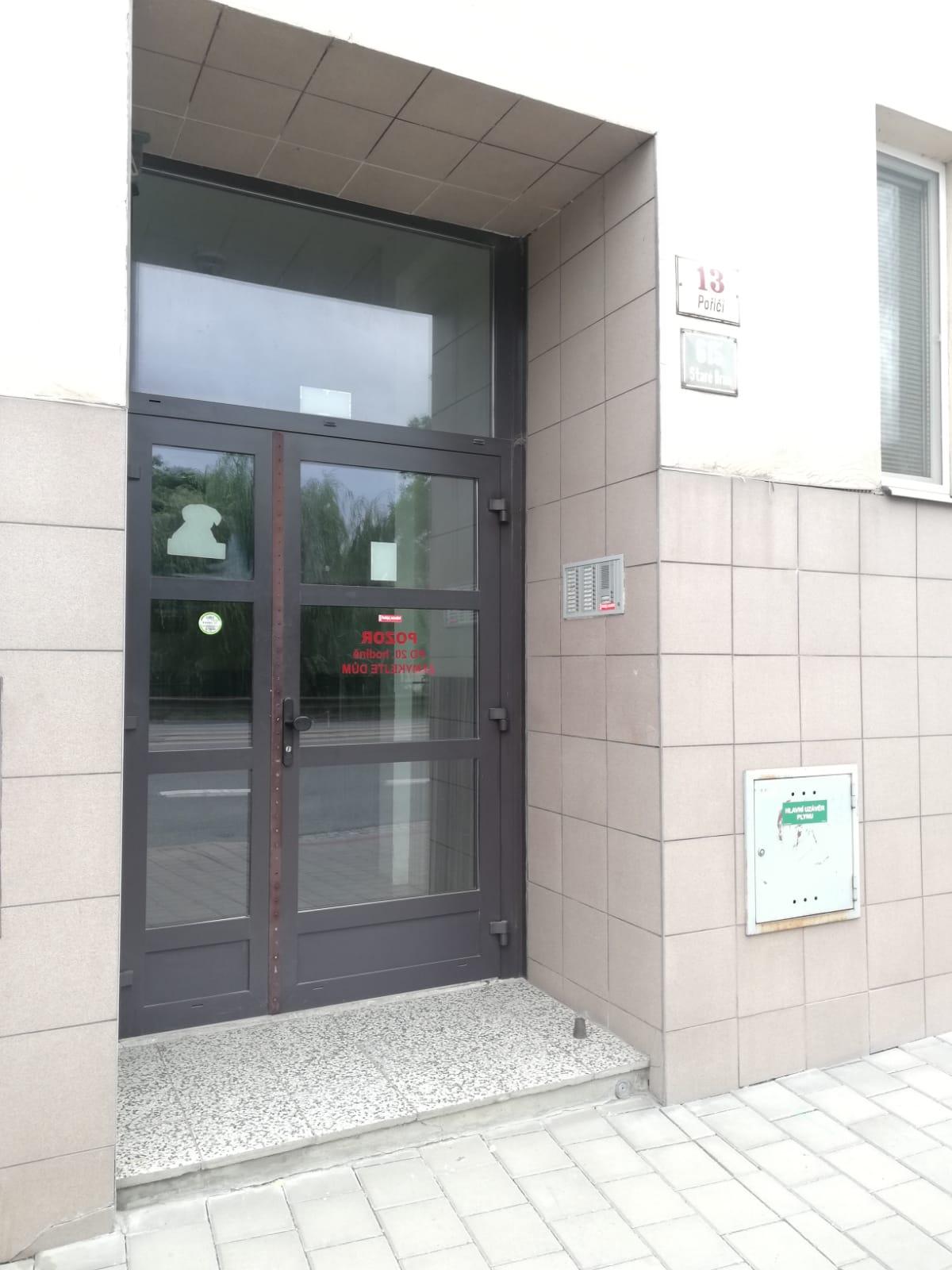 Nabízíme k prodeji byt 3+1 na Poříčí ve Starém Brně