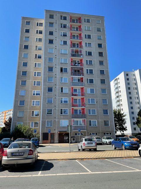Nabízíme k prodeji byt 1+1na ulici Kunětická