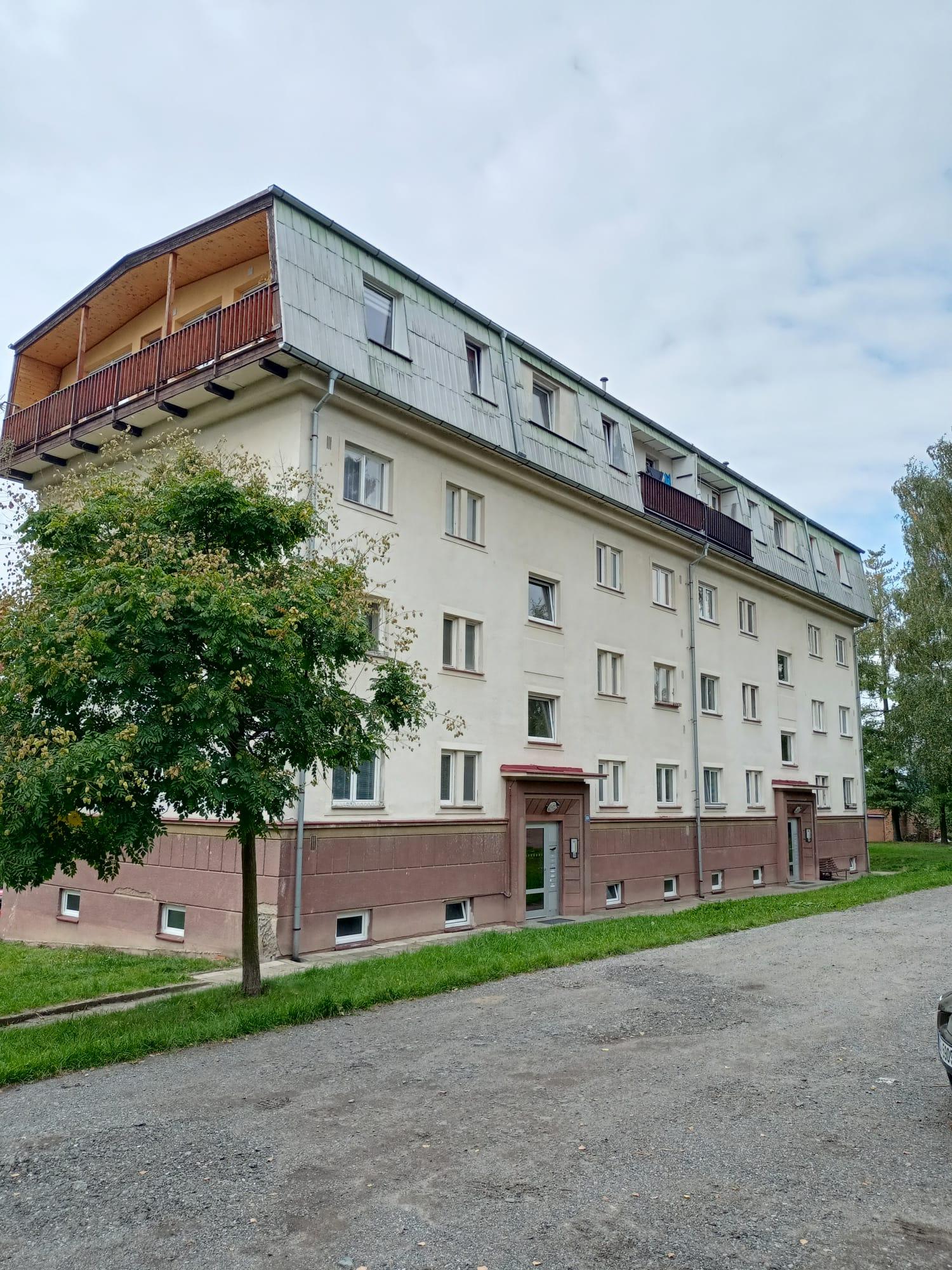 Nabízíme k prodeji byt 2+1 na ulici Jiráskova ve Vamberku