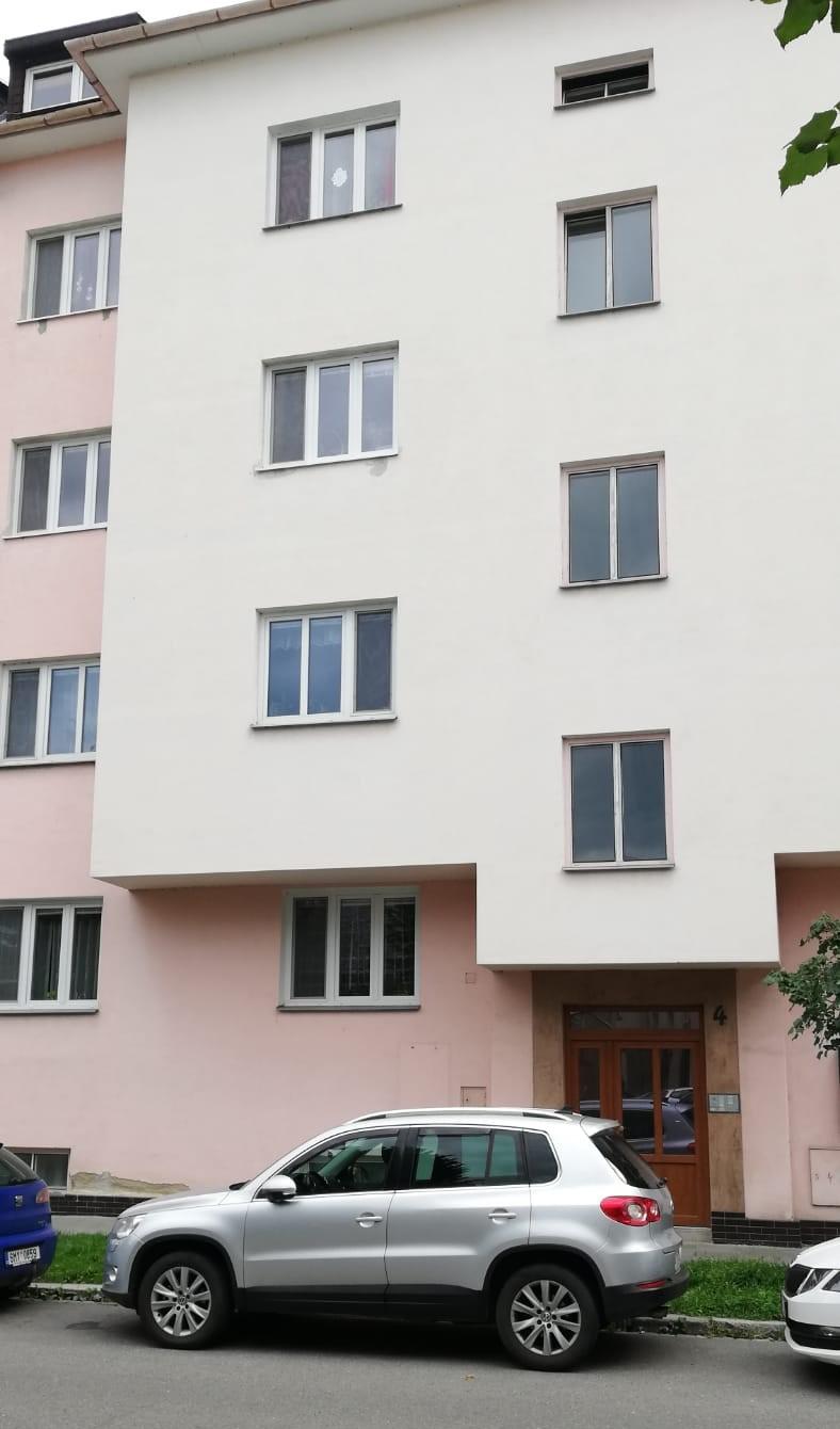 Nabízíme k prodeji byt 1+kk na ulici Bořivojova v Olomouci